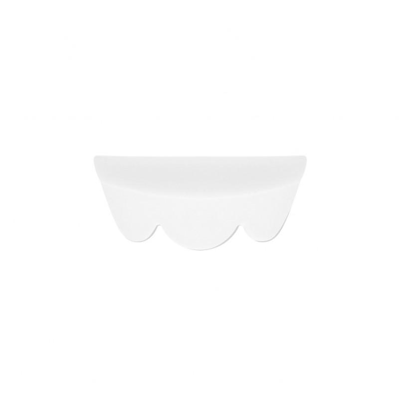 Maklora Kirpik Lifting Silicon Ped 5 çift Beyaz
